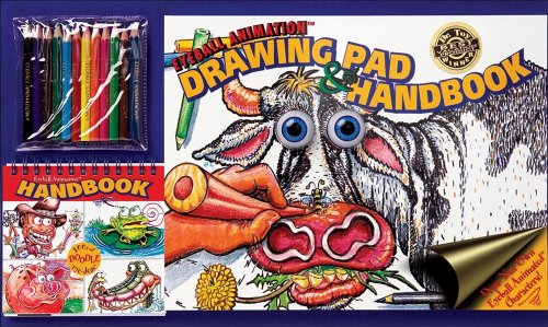 9780939251926: Eyeball Animation Drawing Pad & Handbook