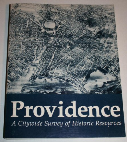Providence: A citywide survey of historic resources.
