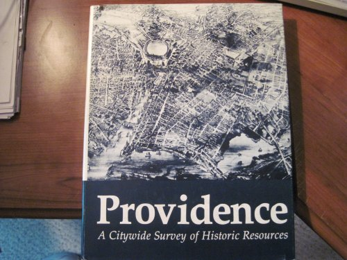 Providence: A Citywide Survey of Historic Resources