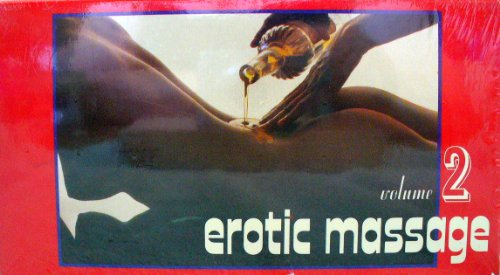 9780939263059: Erotic Massage - Volume 2 [VHS]
