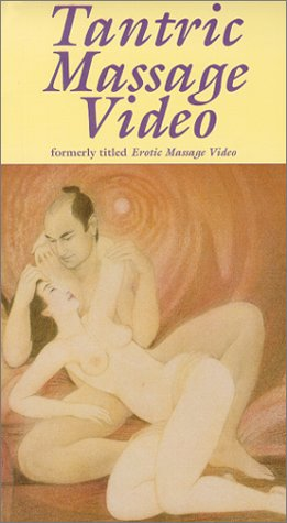 9780939263110: Tantric Massage Video [VHS]