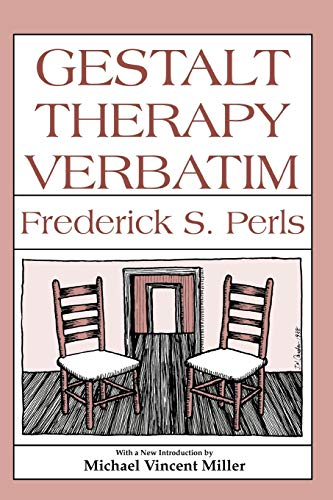 9780939266166: Gestalt Therapy Verbatim
