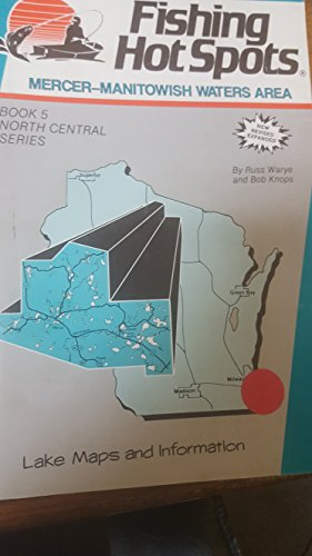 Mercer-Manitowish Waters area (North central series) (0939314266) by Warye, Russ