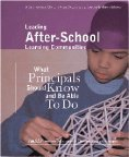 9780939327256: Leading After-School Learning Communities