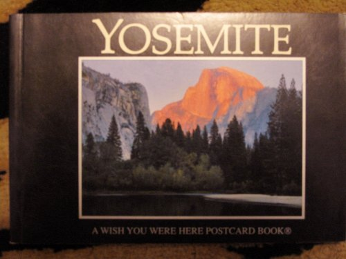 9780939365104: Yosemite (Postcard Books)