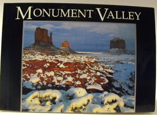 9780939365272: Monument Valley (Postcard Books)