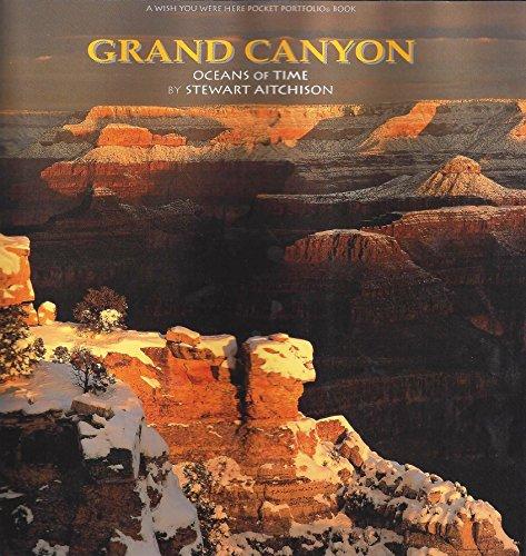 9780939365524: Grand Canyon National Park: Oceans of Time (A Pocket Portfolio Book©)