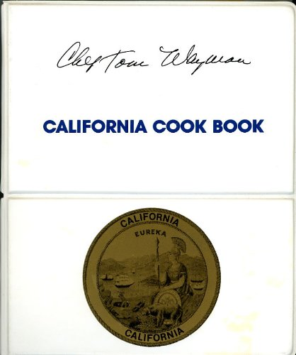 9780939402007: California Cook Book