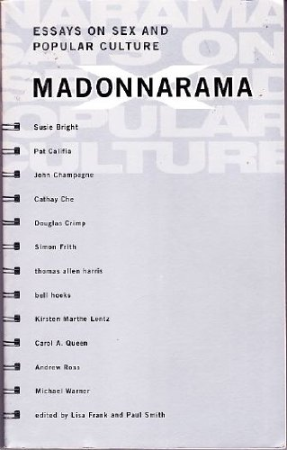 Examples Of An Essay Paper  Madonnarama Essays On Sex And Popular Culture Essay Science also High School Essay Format  Madonnarama Essays On Sex And Popular Culture  Speeches To Buy