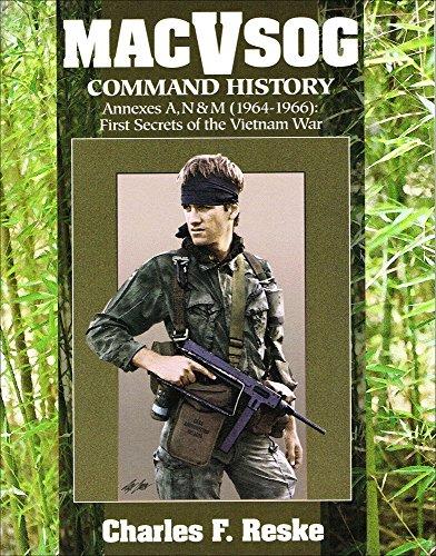 9780939427628: Macv-Sog Command Histories