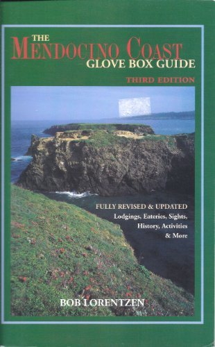 9780939431298: Mendocino Coast Glove Box Guide: Lodgings, Eateries, Sights, History, Activities & More