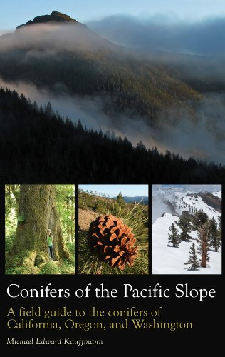 9780939431403: Conifers of the Pacific Slope: A field guide to the conifers of California, Oregon, and Washington