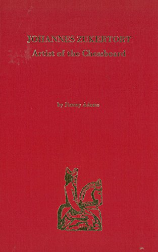 9780939433094: Johannes Zukertort: Artist of the chessboard