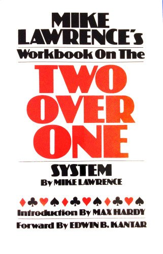 9780939460007: Mike Lawrence's Workbook on the Two Over One System