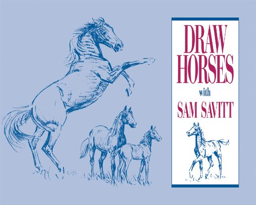 9780939481835: Draw Horses with Sam Savitt