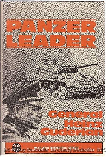 9780939482061: Panzer Leader (War and Warriors Series)