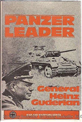 Panzer Leader (War and Warriors Series): Heinz Guderian, Constantine Fitzgibbon (Translator), ...