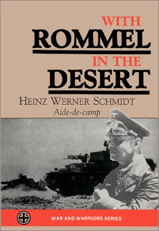 9780939482399: With Rommel in the Desert (War & Warriors Series)