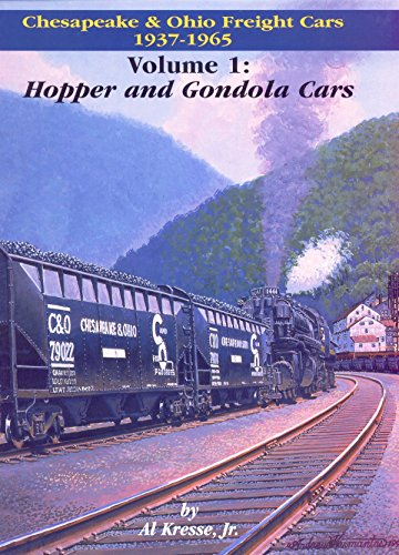 9780939487257: Chesapeake & Ohio freight cars, 1937-1965