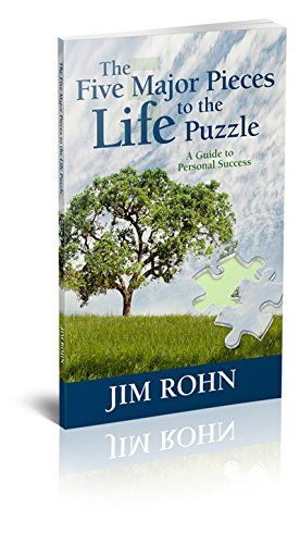 Five Major Pieces to the Life Puzzle: Jim Rohn