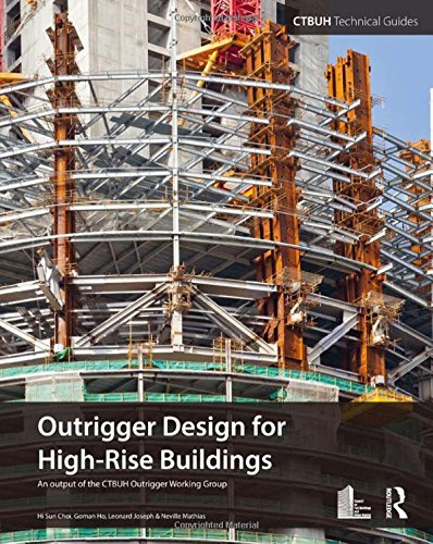 9780939493340: Outrigger Design for High-Rise Buildings (Ctbuh Technical Guide)