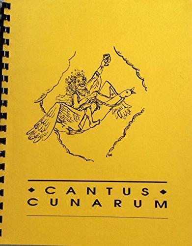 9780939507009: Cantus Cunarum: English Nursery Rhymes in Latin