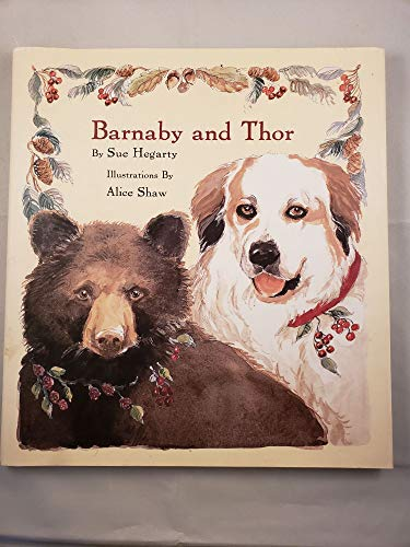 Barnaby and Thor: Hegarty, Sue