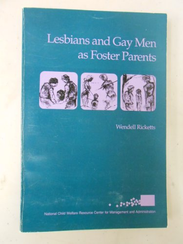 9780939561094: Lesbians and Gay Men As Foster Parents