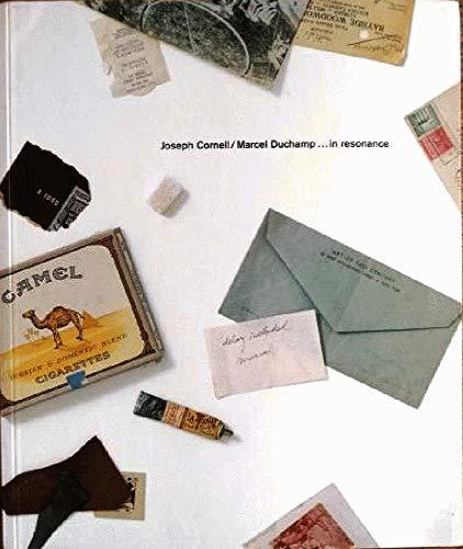 9780939594474: Joseph Cornell/Marcel Duchamp --in resonance