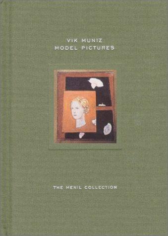 Vik Muniz: Model Pictures: Matthew Drutt, Vik Muniz