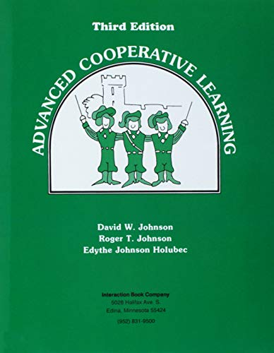 9780939603190: Advanced Cooperative Learning