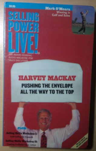 SELLING POWER LIVE! (0939613204) by HARVEY MACKAY