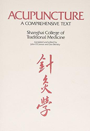 Acupuncture: A Comprehensive Text: Chen Chiu Hseuh