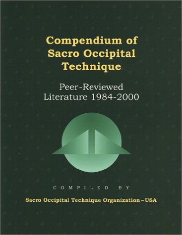 9780939616350: Compendium of Sacro-Occipital Technique