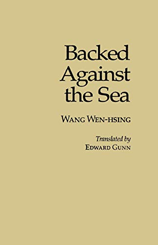 9780939657674: Backed Against the Sea (Cornell East Asia Series)