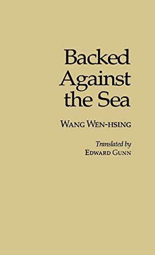9780939657865: Backed Against the Sea (Cornell East Asia Series)