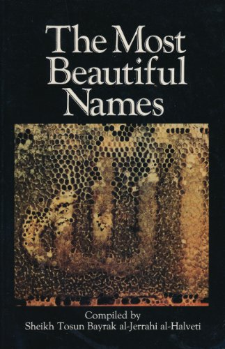 9780939660100: The Most Beautiful Names