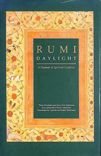 Rumi Daylight: A Daybook of Spiritual Guidance: Jalal al-Din Rumi,