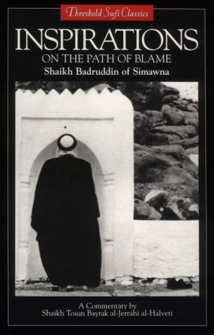 9780939660476: Inspirations: On the Path of Blame (Threshold Sufi Classics)