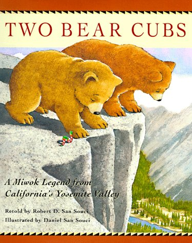 9780939666874: Two Bear Cubs: A Miwok Legend from California's Yosemite Valley