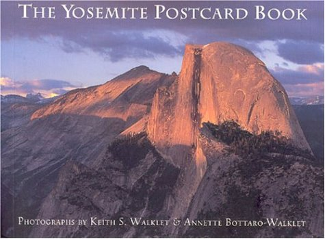 The Yosemite Postcard Book: Walklet, Keith S.