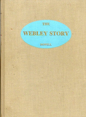 9780939683048: The Webley Story: A History of Webley Pistols and Revolvers, and the Development of the Pistol Cartridge