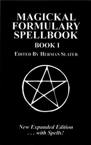 The Magickal Formulary