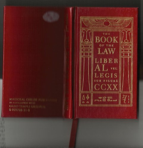 9780939708314: Book of the Law