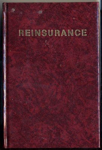 9780939727018: Reinsurance