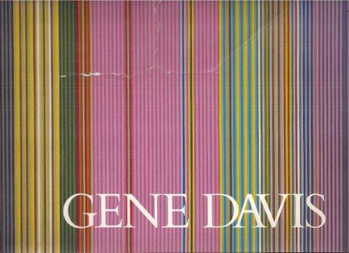 9780939742028: Gene Davis