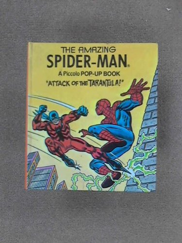 The Amazing Spider-Man Pop-Up Book: Attack of: Stan Lee