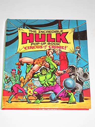 Stan Lee presents the Incredible Hulk pop-up: Lee, Stan