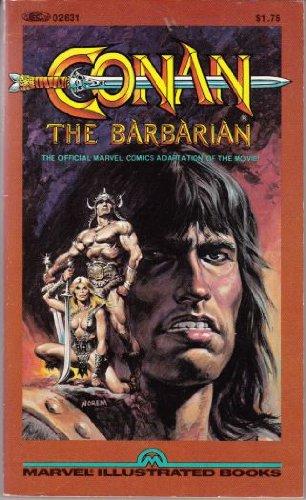 9780939766079: Conan The Barbarian: The Marvel Comics Illustrated Version
