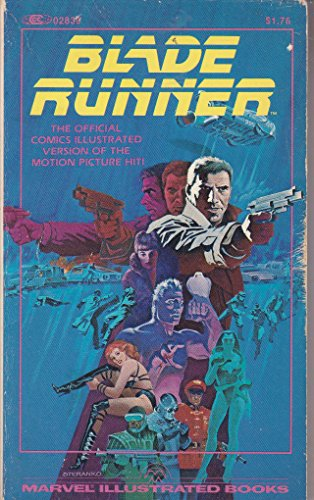 9780939766109: Blade Runner (The Official Comics Illustrated Version)